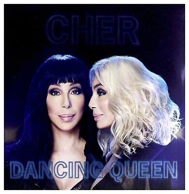 CHER – DANCING QUEEN LIMITED BLUE VINYL LP (NEW/SEALED) Abba Mamma Mia