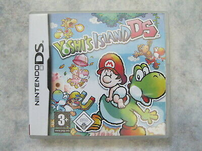 Yoshi's Island pour Nintendo DS compatible 3DS comme neuf complet