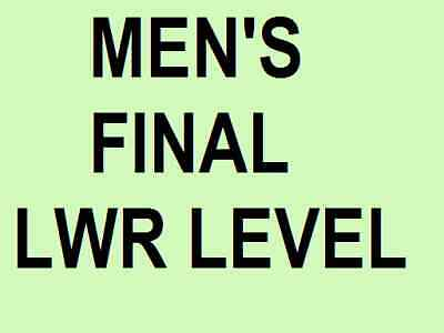 Australian Open Tickets ~ Mens Final ~ Sunday 2 Feb ~ Lower Level ~ Men's