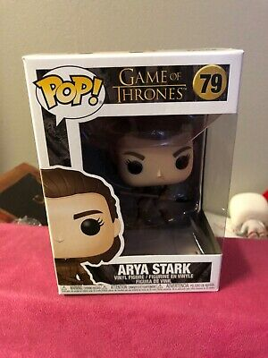 Funko POP! Arya Stark (Spear) Game of Thrones