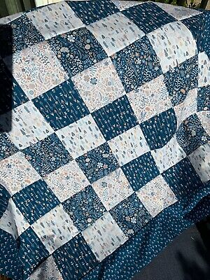 Unfinished Quilt Top 42x51