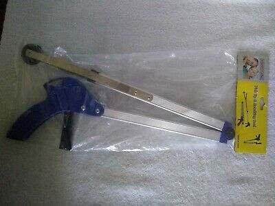 Reaching Tool Pick up GRABBER Extra Hand Extended Claw Trash Picker