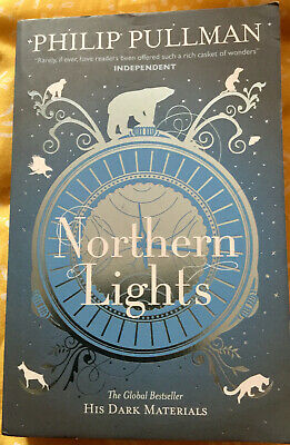 Northern Lights by Philip Pullman Paperback -Vol.1 of His Dark Materials trilogy