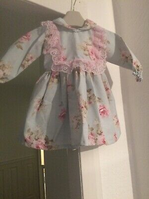 spanish baby girl dress 6-9 months perfect condition