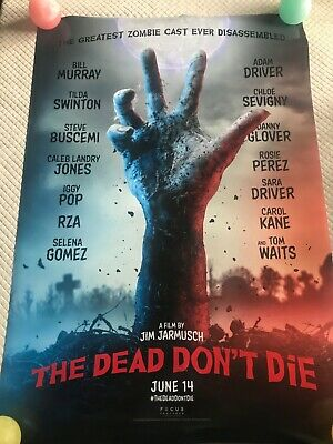 The Dead Don't Die Movie Poster (40x27)