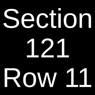 2 Tickets New Orleans Saints @ Carolina Panthers 12/29/19 Charlotte, NC