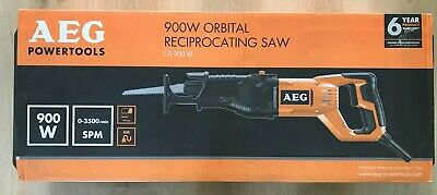 AEG US 900 XE Saber / Reciprocating Saw 900W - New, Sealed