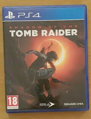 Shadow of the Tomb Raider PS4 Sony Playstation 4