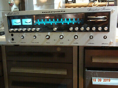 New Face Plate Marantz 2245 Receiver Front Panel Faceplate B