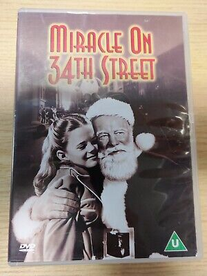 BOXED - Miracle On 34th Street (DVD, 2008)