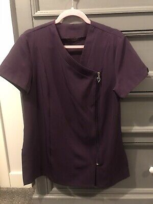 Purple Beauty Therapy Tunic 16