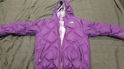 Girls North Face down jacket. Large girl's. Genuine.