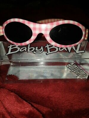 Sale Baby Girl Boy Toddler Infant Baby Banz Pink Sunglasses 0-2years