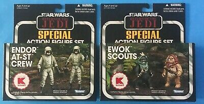 AT-ST Scout Walker K-mart Exclusive STAR WARS Vintage Collection VC MIB