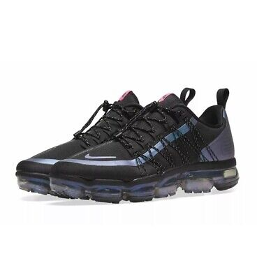 NEW NIKE AIR VAPORMAX RUN UTILITY MENS TRAINERS AQ8810-009 SIZE UK 9 Genuine