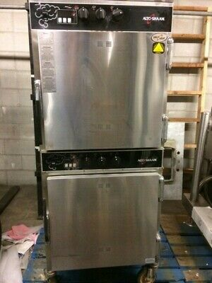 Alto Shaam 1767-SK Double Cook and Hold Smoker Oven 208V-240V