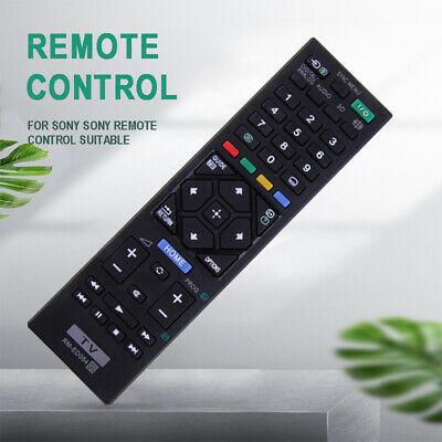 Black Replacement TV Remote Control For Sony RM-ED062 RM-ED052 RM-ED053 RM-ED054
