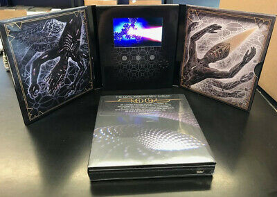 """TOOL Fear Inoculum Limited Edition Deluxe CD 4""""HD Screen Two variants available!"""