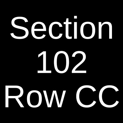 4 Tickets JoJo Siwa 5/17/20 Spectrum Center Charlotte, NC