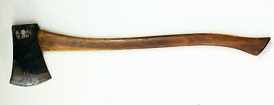 Vintage Hytest Axe with handle. Trojan
