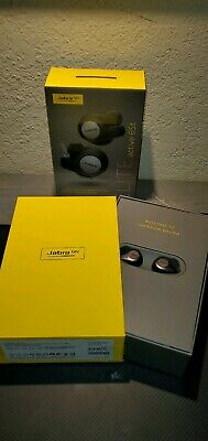 Jabra Elite Active 65t Wireless Earbud Headphones - Titanium Black