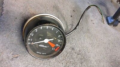 Honda Superdream cb 250n 400n Nippon Seiki Rev Counter Clock
