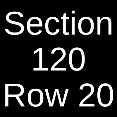 2 Tickets Alan Jackson 2/22/20 Dickies Arena Fort Worth, TX