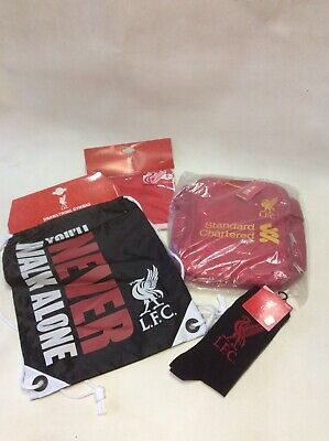 Joblot Of Official Liverpool FC Football Club Merchandise Christmas Fathers Boys