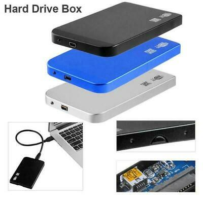 "Disque Dur externe 2 To / 2000Go Disque 2.5 ""HDD USB 3.0 Windows Portable PC"