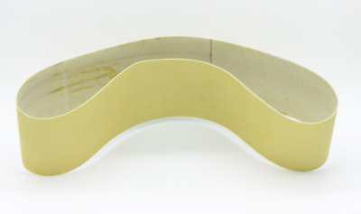 "6""x2-1/2"" 3000Grit Diamond Resin Soft Abrasive Lapidary Glass Stone Sanding Belt"