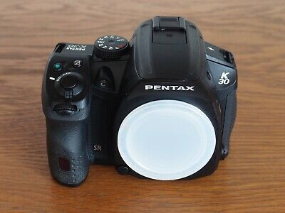 Pentax K30 Body Only - Excellent Condition - 680 Shutter Count.
