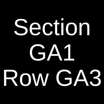 4 Tickets ASAP Ferg 12/17/19 Rebel - Toronto Toronto, ON