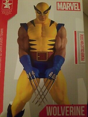 Marvel Wolverine '74 Premiere Collection Statue Gentle Giant New In Box