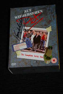 Kevin Whately Signed - Auf Wiedersehen Pet - The Complete Series One - Rare OOP