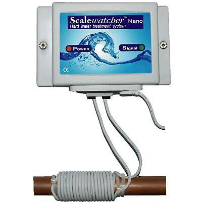 Water Conditioner Treatment System Nano Electronic Descaler Scalewatcher