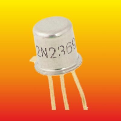 Lot of 200 pcs BFP719  Silicon Transistor NPN KT315A = 2N2712 2SC633