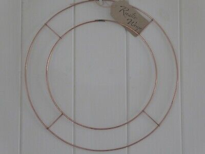 "8"" 10"" & 12""  Wreath Making Frame, Wire Ring Xmas  Craft blank Christmas Door"