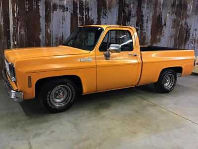 1973 Chevrolet C-10  1973 PICK UP - GMC Cheyenne C10