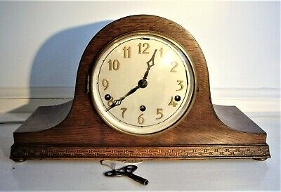 Whittington Chime Napoleon Mantel Clock - Working