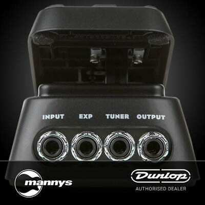 Dunlop Volume (X) Volume & Expression Pedal w/ Tuner Out (DVP3)