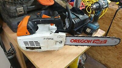 Stihl Chainsaw Ms 201t top handle