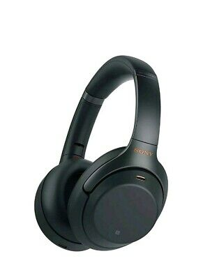 Sony WH1000XM3 Wireless Noise Cancelling Headphones - Black - New