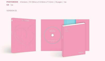 BTS MAP OF THE SOUL: PERSONA CD ALBUM GIFT Photobook + Photocard *VERSION 01*