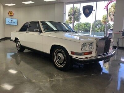 1985 ROLLS ROYCE CAMARGUE -- 1985 ROLLS ROYCE CAMARGUE,  with 36,834 Miles available now!