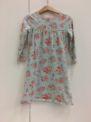 Cath Kids Girls Long Sleeved Nightdress Floral Size 2-3 Years
