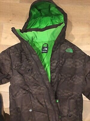 Men's The North Face Cryptic Down Hooded Skiing / Snowboarding Jacket Small