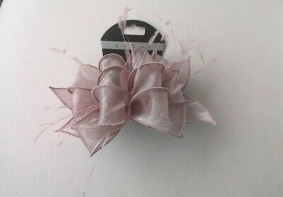 New Pink Small Fascinator From Debenhams