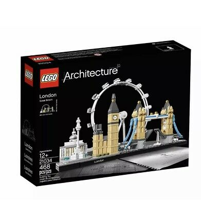 LEGO Architecture London (21034) Brand New Sealed
