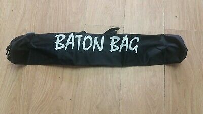 Tappers and Pointers Baton Bag for Twirlers Majorettes Black or Pink 24 or 32