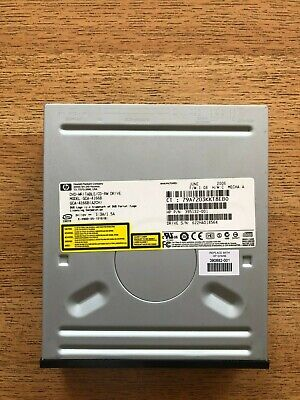 HP DVD Rewriteable / CD-RW IDE Drive GCA-4166B